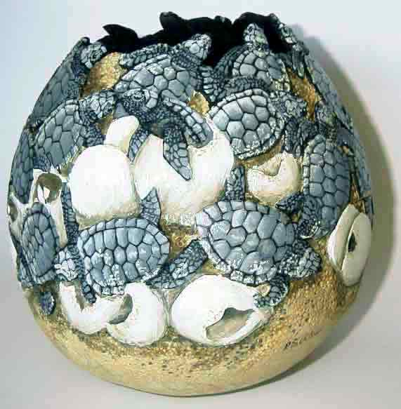 >>>>> Figuras en papel mache .... Baby-turtles20-WEB